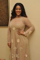 Mumaith Khan in Beig Skin Colored Anarkali Dress at Kalamandir Foundation 7th anniversary Celebrations ~  Actress Galleries 021.JPG