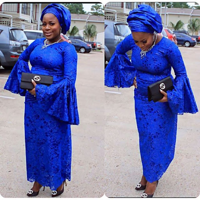 Beautiful Lace Iro Amp Buba Style Dezango