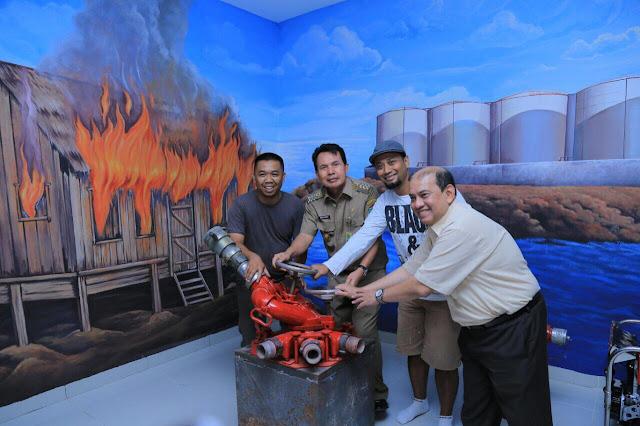 Pertamina Asset 2 Memiliki museum  Migas  Pertama  Di Indonesia