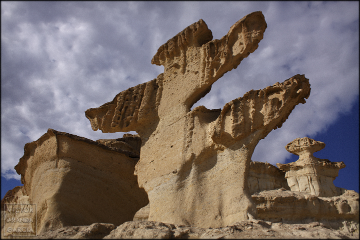 fotografia,erosion,murcia,bolnuevo,paisaje