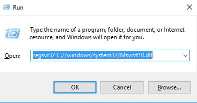 Télécharger Msvcrt10.dll Fichier Gratuit Installer