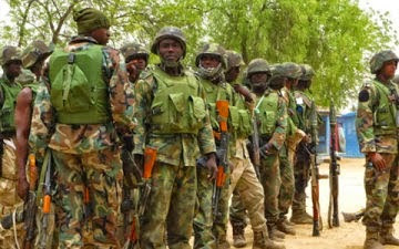 Nigerian Army Recruitment Scam