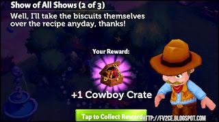 FV2CE, Cowboy, Dancing
