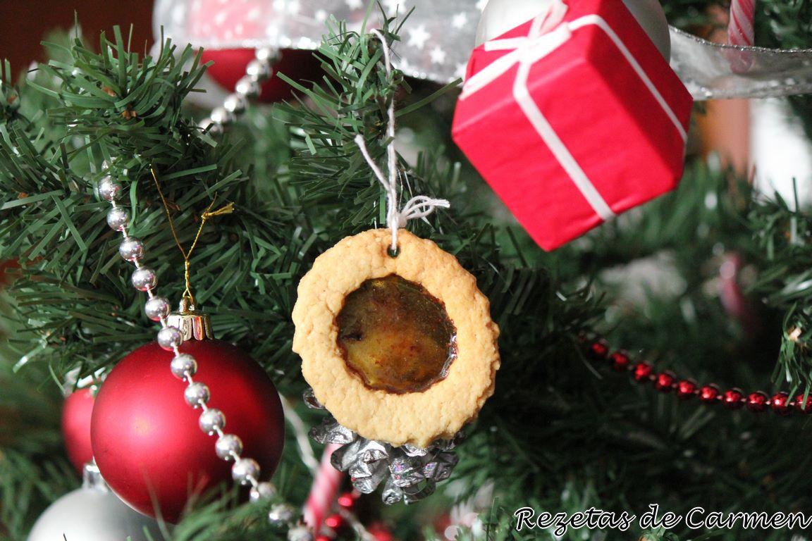 Rezetas de carmen como decorar el rbol de navidad con for Cesta arbol navidad