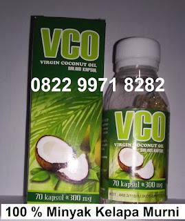 Khasiat manfaat VCO minyak kelapa murni untuk kesehatan kecantikan