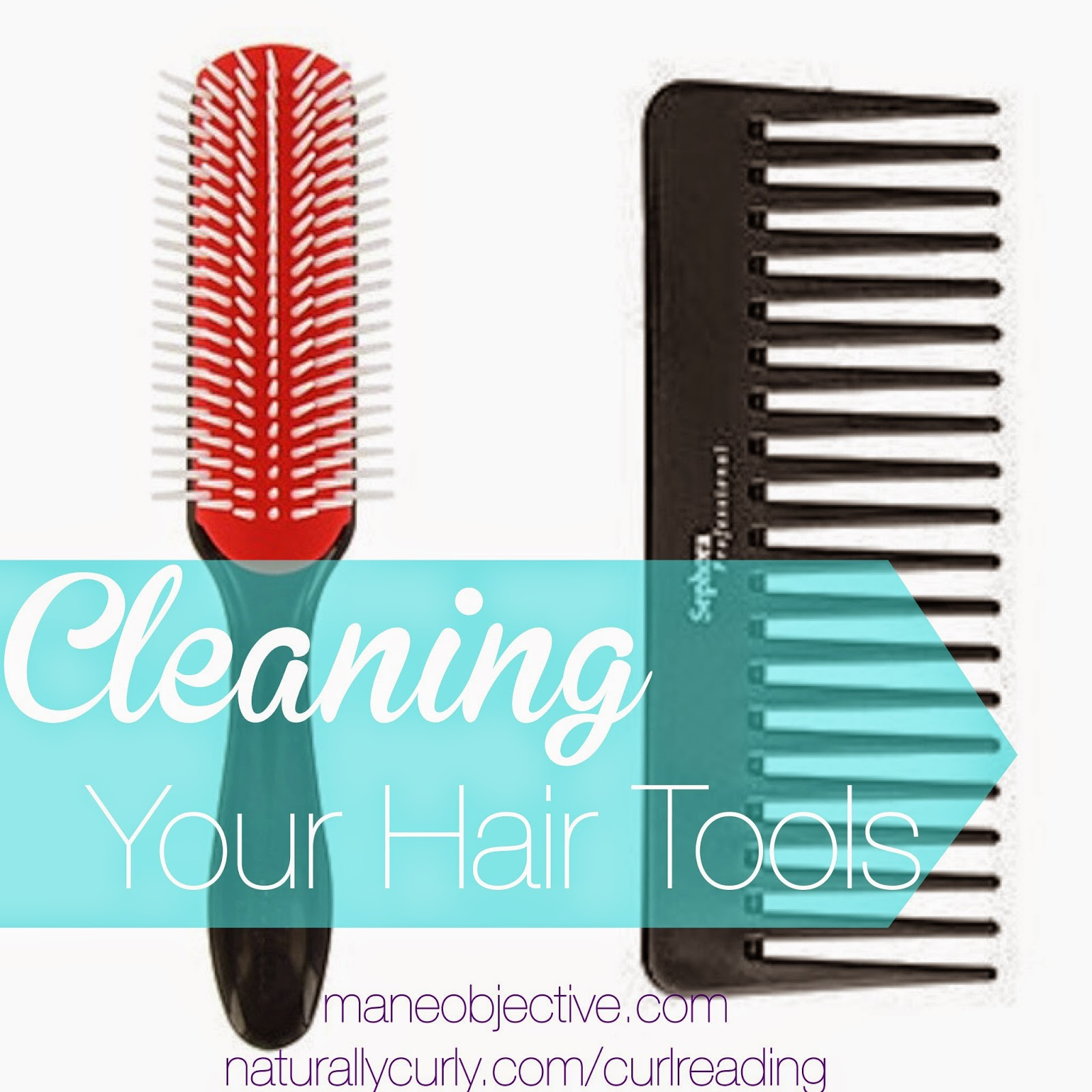 Quick and Dirty Tips: Cleaning Your Hair Tools