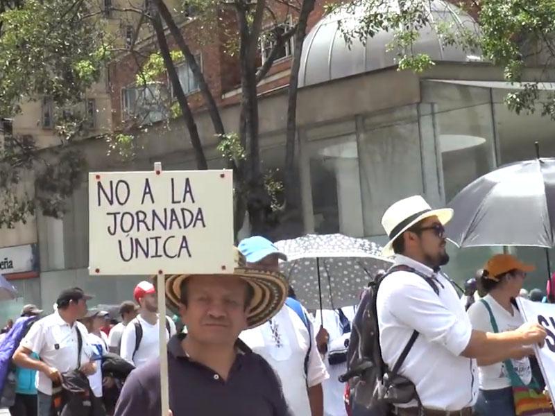 Ahora en la IED Rafael Delgado Salguero, la Alcaldía insiste en jornada única 'maquillada'
