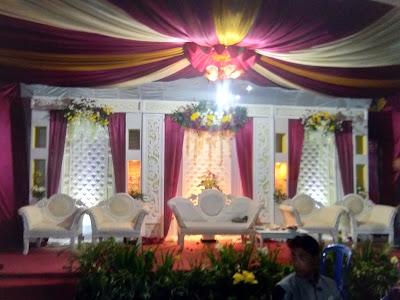 Dekorasi Wedding Jogja