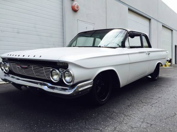 Rare 1961 Chevolet Biscayne For Sale
