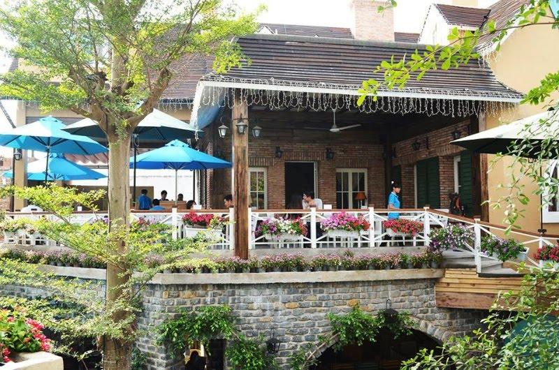 10 quán cafe biệt thự sân vườn đẹp như mơ ở nam s6g