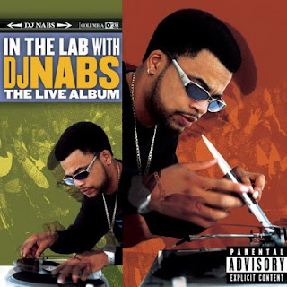 DJ Nabs – In The Lab With DJ Nabs (The Live Album) (1998) [CD] [FLAC] [