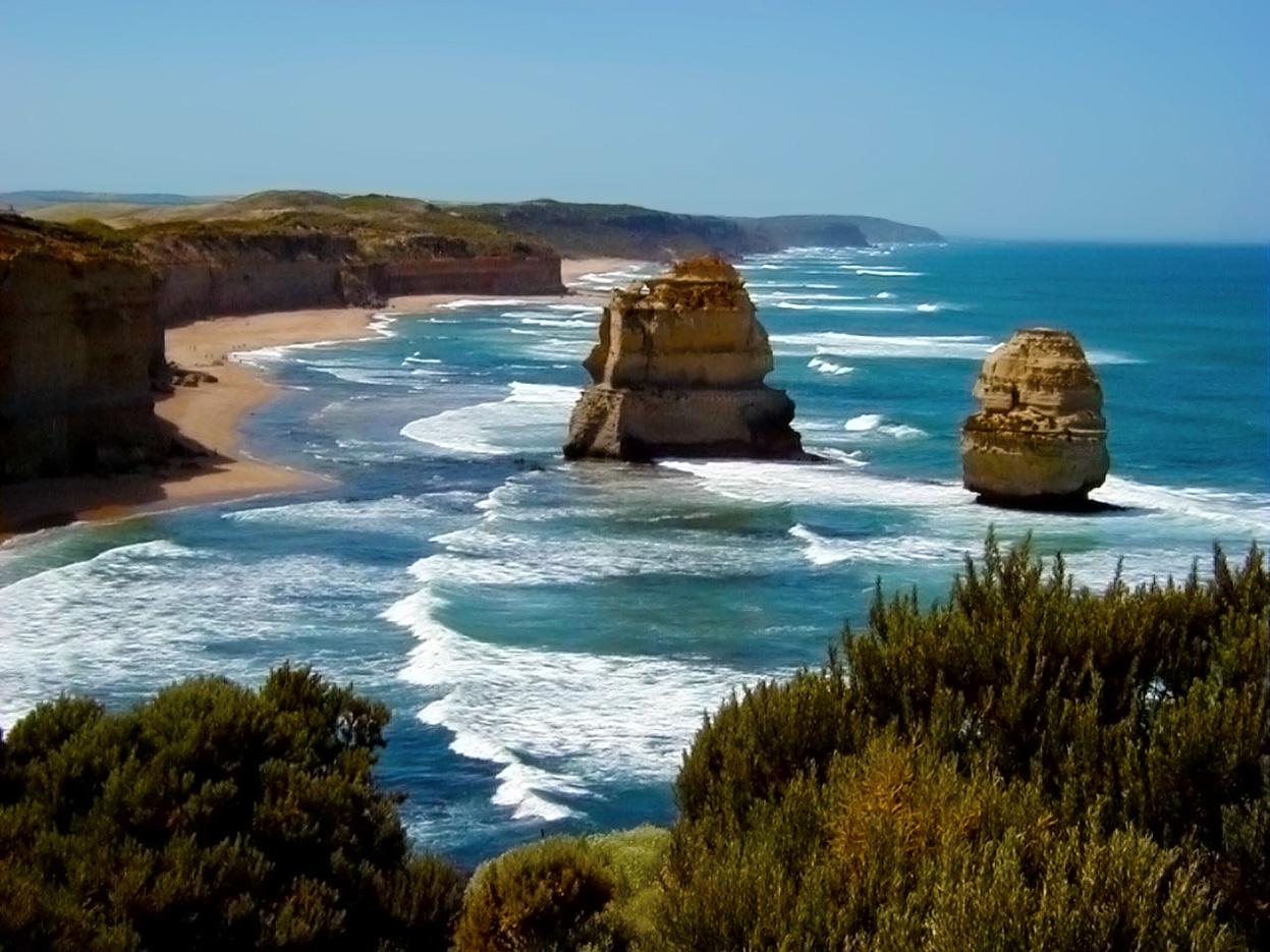 Nixpixmix 12 Apostles Victoria Australia