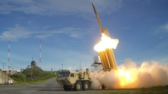 THAAD está agora operacional na Coreia do Sul, menos de dois meses depois que seus componentes chegaram lá, disse o exército dos EUA