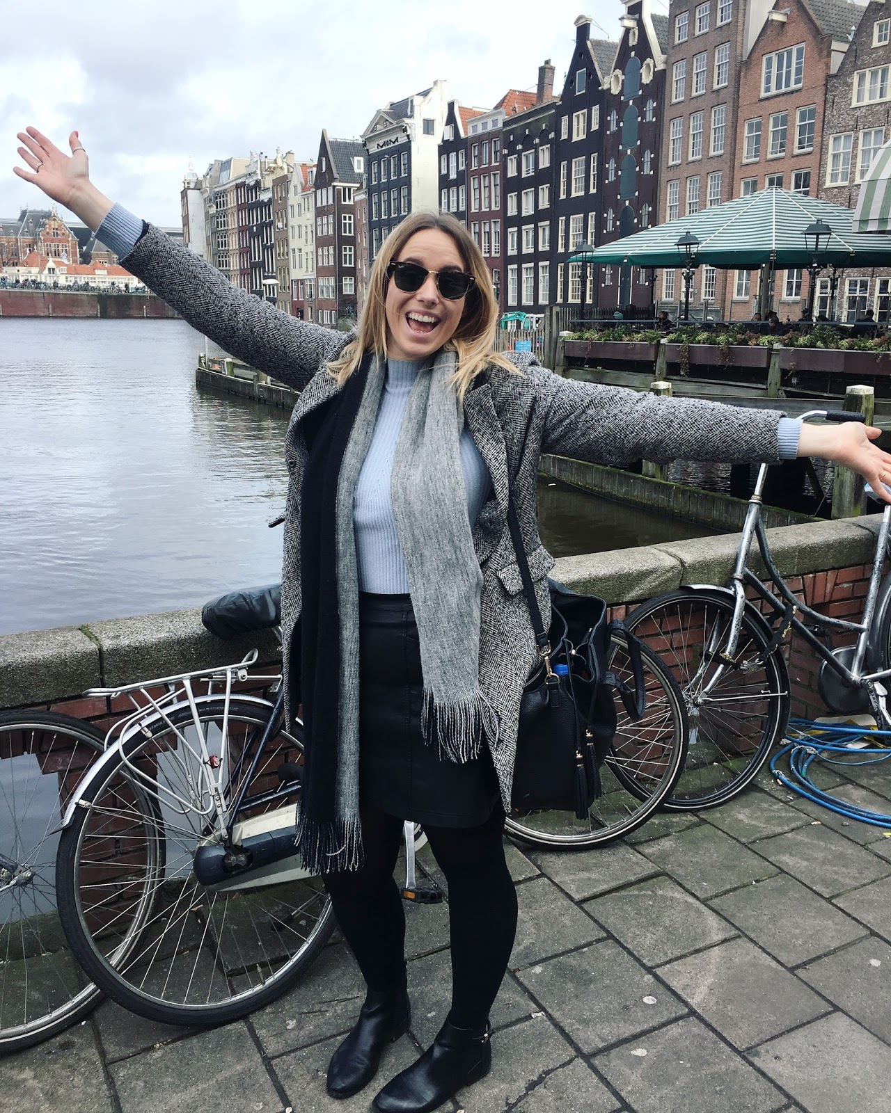 Lucy Amsterdam Canal
