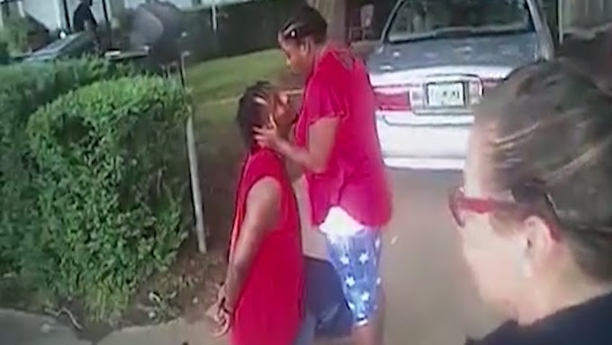 Watch: Handcuffs couldn't stop this man from proposing to his girlfriend