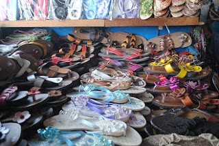 Sandal Kaki 5