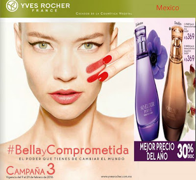 Catalogo Yves Rocher C-3 2016