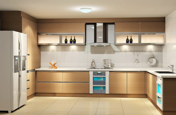 Kitchen Of My Dreams: Modern Kitchen Furniture