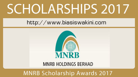 MNRB Scholarship Awards 2017