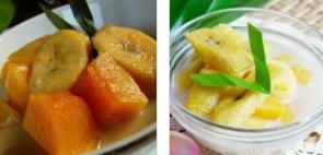 Recipes How to Make Kolak Pisang Ketan Complete