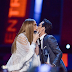 J. Lo and her married ex husband Marc Athony kiss on stage at the 2016 Latin Grammy Awards (VIDEO)