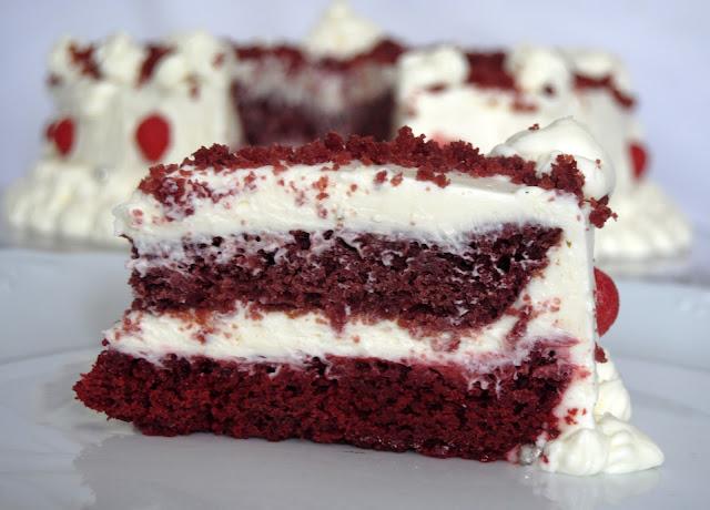 Tarta del Terciopelo Rojo (Red Velvet Cake)