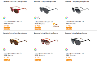 24604c84d395 Looking on the internet I have found a South African shop smartbuyglasses  selling them for R780. So buying the same sunglasses from Groupon will  result in a ...