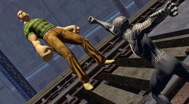 Spiderman 3 PPSSPP ISO