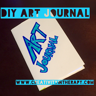Travel Art Kit & Journal | Creativity in Therapy | Carolyn Mehlomakulu