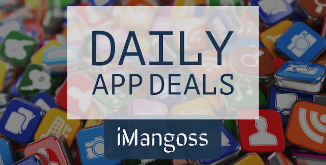 we bring you a daily app deals for you to download these iPhone paid apps for free for limited time