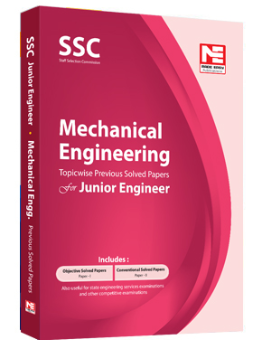 SSC JE Mechnical Made Easy Topic Wise Solved Papers Pdf Book