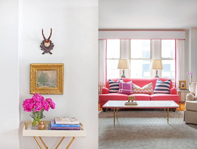 Caitlin Wilson Rittenhouse square Penthouse Livingroom