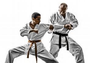 Karate fiesta ignites ghetto