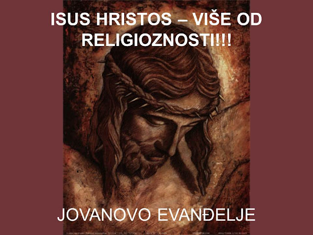 linkovi za propovedi Evanđelje po Jovanu