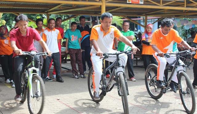 Balap Sepeda Lambat