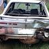 Acidente é registrado na PR 565 em Laranjeiras do Sul