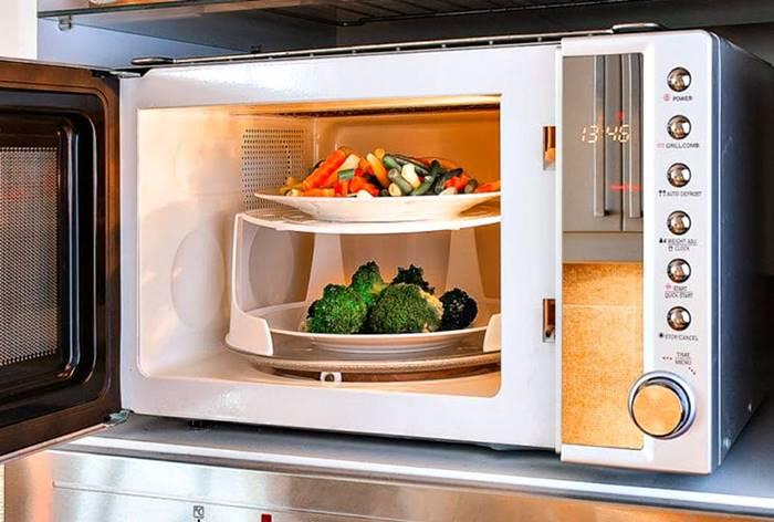 ¿Cocinar en el microondas da cáncer?