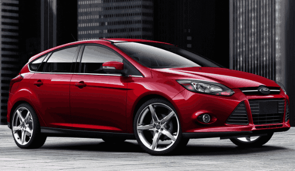 2018 ford focus titanium hatchback review auto redesign. Black Bedroom Furniture Sets. Home Design Ideas