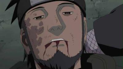 Asuma Sarutobi, Shinobi Dalam Naruto Shippuden Yang Mati Terhormat