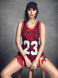 Mandana Karimi As Sports Person For Adidas 2