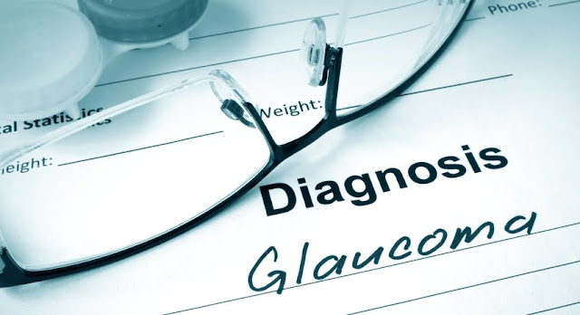 Glaucoma and glasses