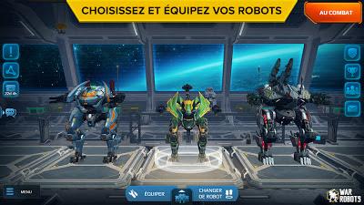 Télécharger War Robots MOD