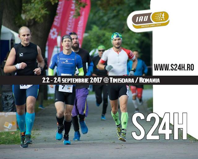S24H un concurs care vă aşteaptă să vă depăşiţi limitele la probele de 12, 24 şi 48 ore de alergare