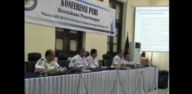 Sudah Diperbaiki, Sensor Lion Air PK-LQP Rusak Lagi