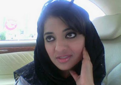 Girl from saudi arabia