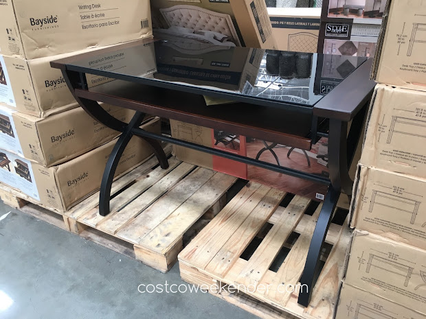 Costco Bayside Furnishings Computer Desk