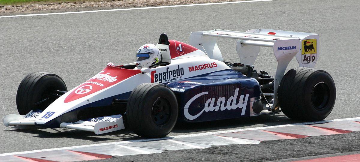Aui A Race Car