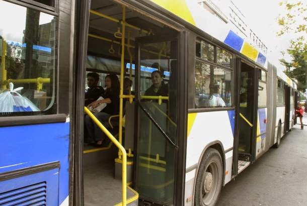 Αλλαγές της λεωφορειακής γραμμής Ε90 για την διευκόλυνση των φοιτητών