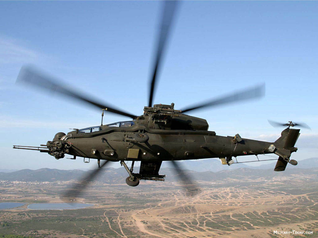 A129 Mangusta Multirole Attack Helicopter | Fighter Jet