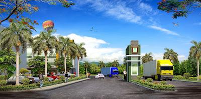 3d gerbang